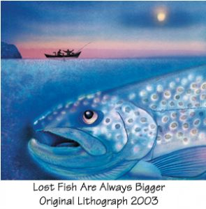 Lost Fish by Parks Reese