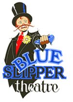 Blue Slipper Theater Logo