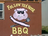 Live Music at The Follow Yer Nose BBQ