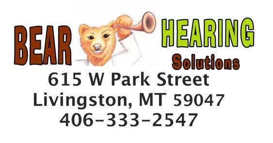 Bear Hearing Logo