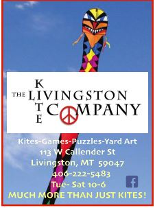The Livingston Kite Company Logo