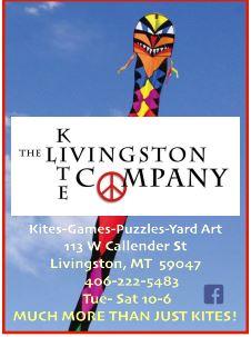 The Livingston Kite Company Logo