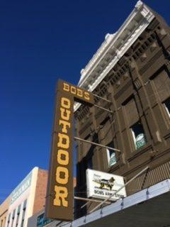 Bobs Outdoor facade
