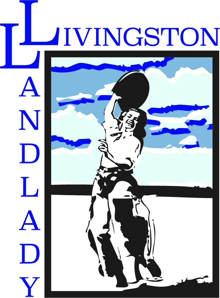 Livingston Landlady Logo