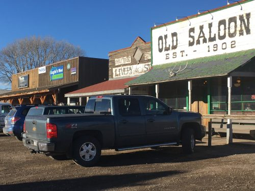 Downtown Emigrant