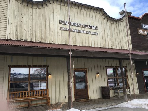The Buckhorn Saloon and Threater