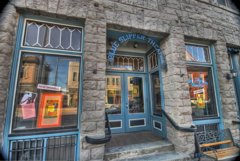 The Blue Slipper Theater
