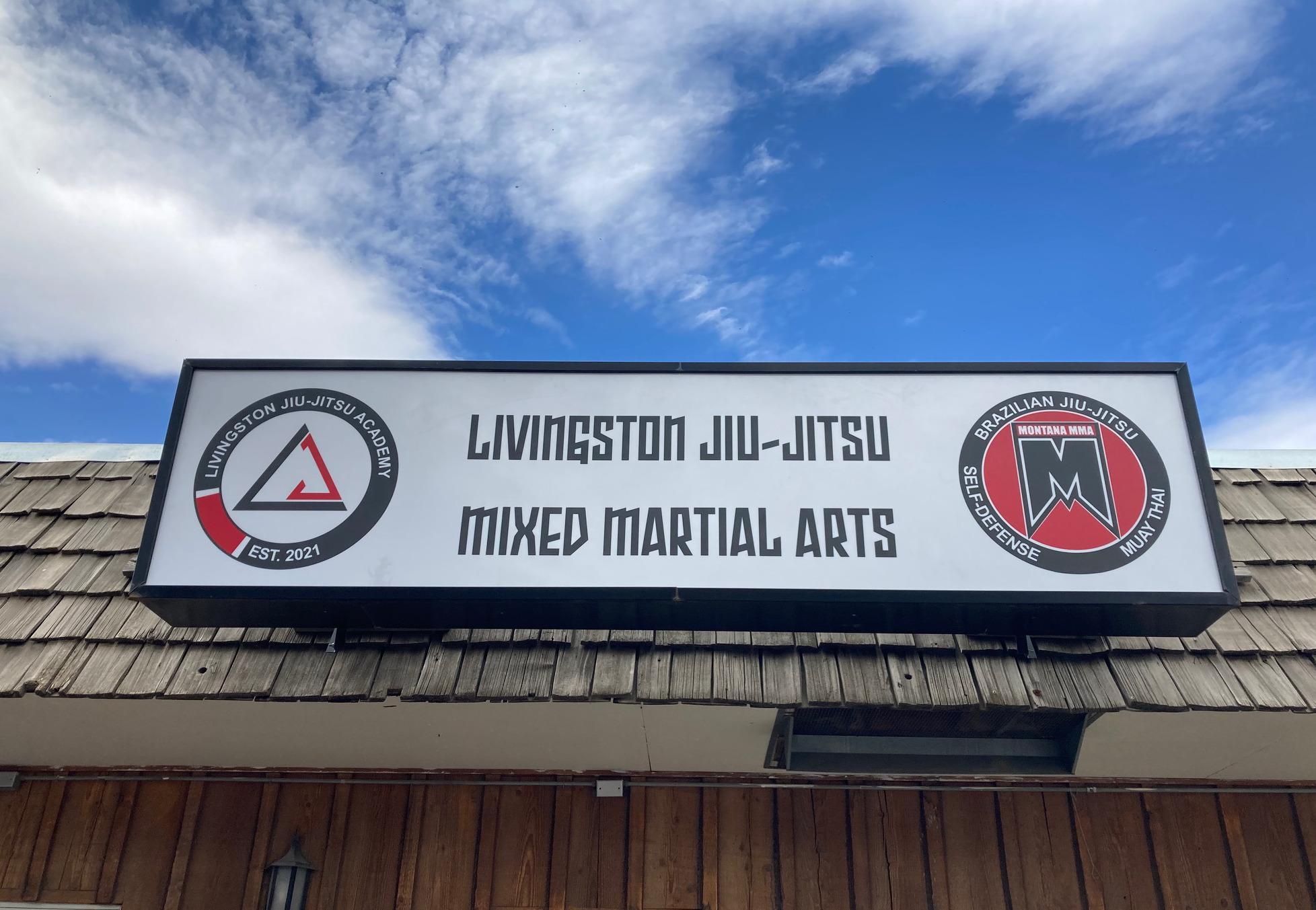 Livingston Jiu-Jitsu
